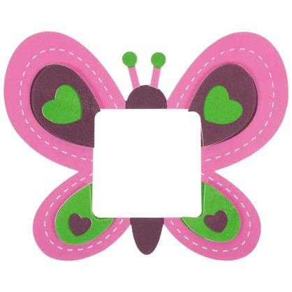 Наклейка для выключателя Бабочка