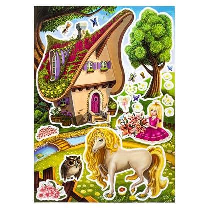 Наклейка Мечта принцессы Декоретто XL