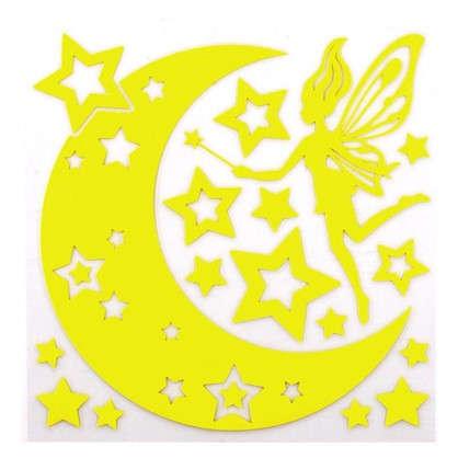 Наклейка светящаяся Звездная фея RDA8303