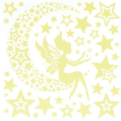 Купить Наклейка светящаяся Звездная фея RЕA 2001 дешевле