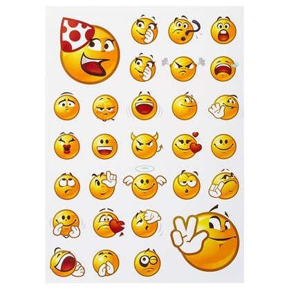 Наклейка Такие разные эмоции Декоретто L