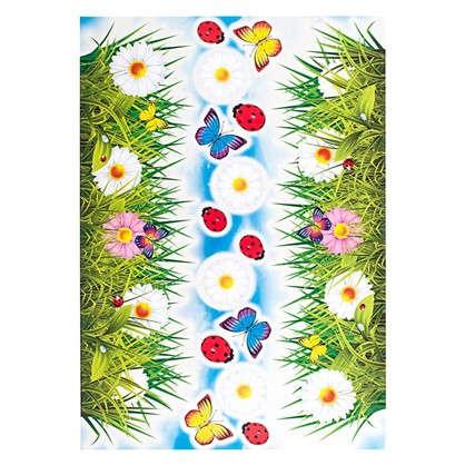 Наклейка Трава на лугу Декоретто XL