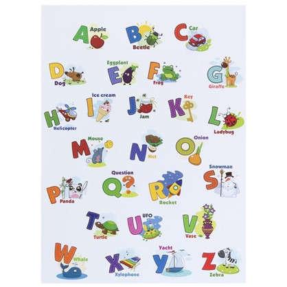 Наклейка Учим английский с удовольствием Декоретто
