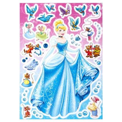 Наклейка Золушка Декоретто L