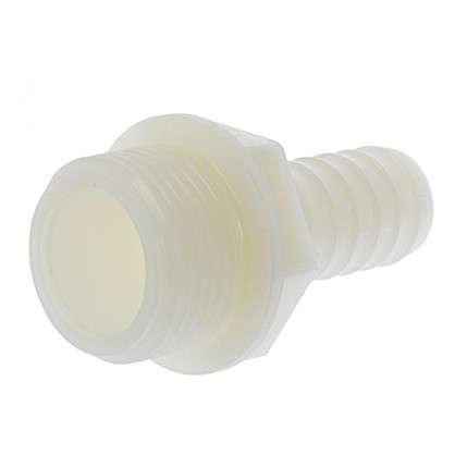 Наконечник пластиковый с наружной резьбой 25х19 мм