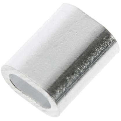 Купить Наконечник троса 2 мм алюминий 8 шт. дешевле