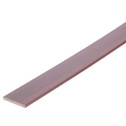 Наличник ламинированный 8х70х2150 мм цвет итальянский орех