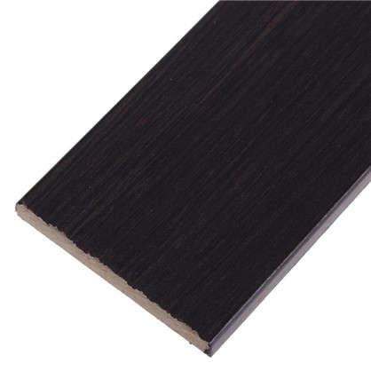 Наличник ламинированный Белеза 2150х70х8 мм цвет венге