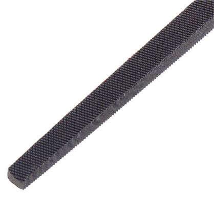 Напильник №1 квадратный 200 мм с деревянной ручкой