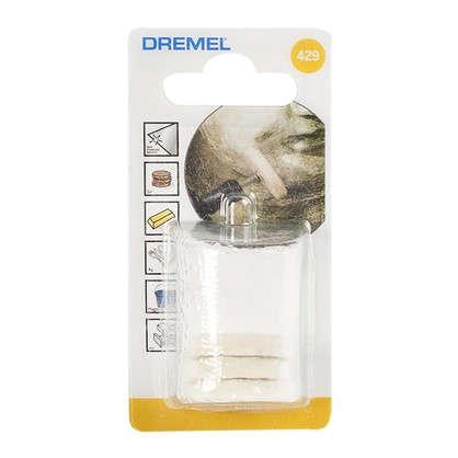 Насадка для чистки и полировки Dremel 429