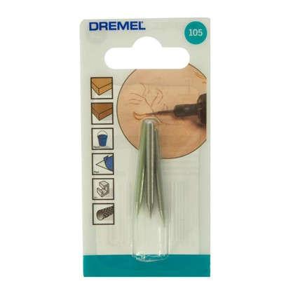 Насадка для гравировки Dremel 105 0.8 мм
