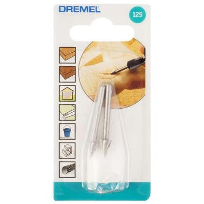 Купить Насадка для нарезания резьбы и обработки Dremel 125 6.4 мм дешевле