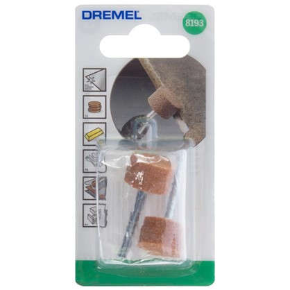 Купить Насадка для заточки и шлифовки Dremel 8193 15.9 мм дешевле