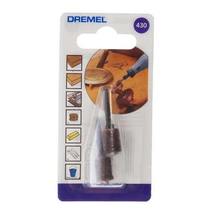 Насадка наждачный вал Dremel P60 6.4 мм