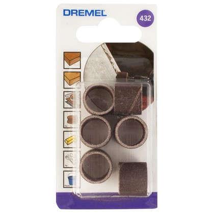 Насадка наждачный валик Dremel 13 мм