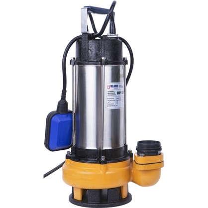 Насос погружной дренажный DWP1500/22 16200 л/час для грязной воды