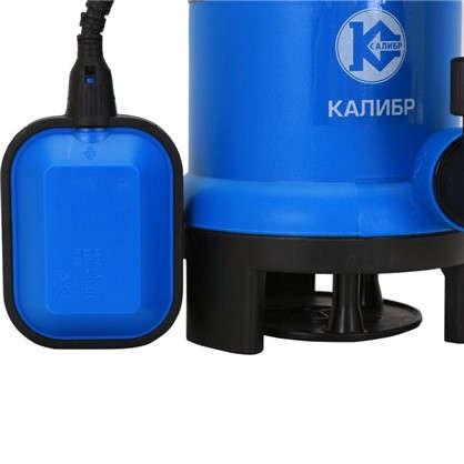 Насос погружной дренажный Калибр НПЦ-400/35П для грязной воды