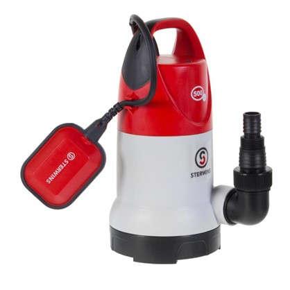 Насос погружной дренажный Sterwins CDW-3 11000 л/час для грязной воды