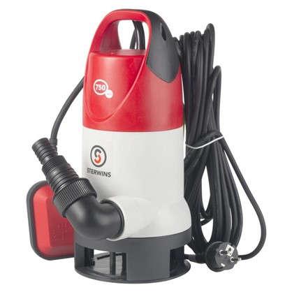 Насос погружной дренажный Sterwins DW-3 13500 л/час для грязной воды