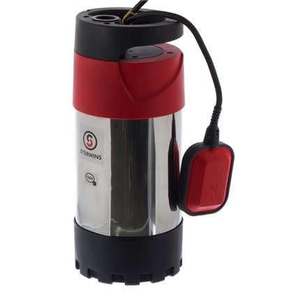 Насос погружной дренажный высоконапорный Sterwins 5500 л/час для чистой воды