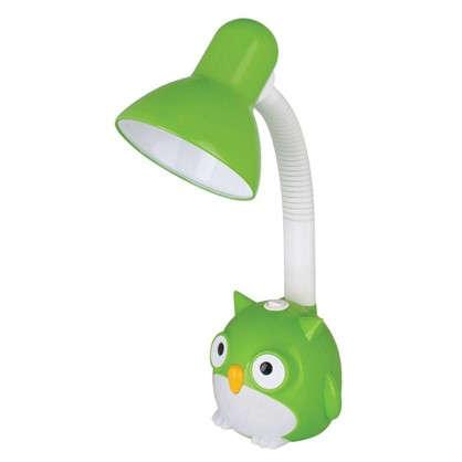 Настольная лампа Camel KD-380 Сова цвет зеленый