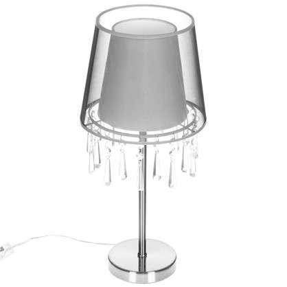 Настольная лампа декоративная Globo Satine 15093T 1хЕ27х60 Вт