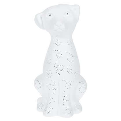 Настольная лампа декоративная Globo Собака 22806 1хЕ14х25 Вт