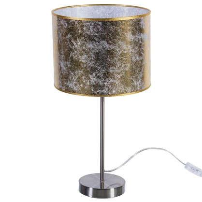 Настольная лампа Globo 15187T1 1xE27х60 Вт цвет бронза