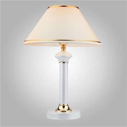 Настольная лампа Lorenzo 60019/1 5хЕ27х60 Вт цвет белый