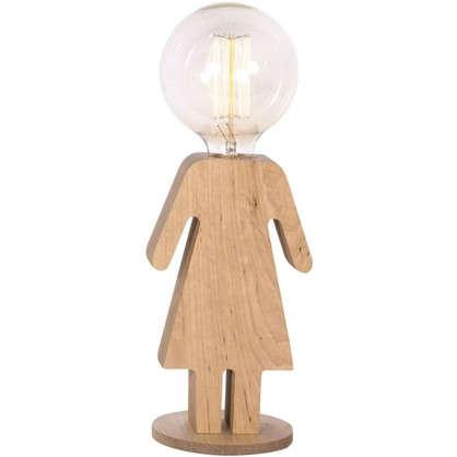 Настольная лампа Лучинка 1хЕ27х60 Вт