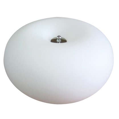 Купить Настольная лампа Maxel Дона 270 2хЕ14х40 Вт цвет опал матовый дешевле