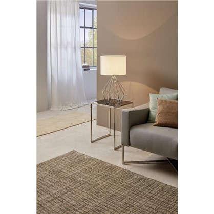 Настольная лампа Pedregl 1xE27x60 Вт цвет белый