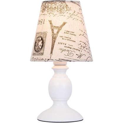 Настольная лампа Sima 1хЕ14х40 Вт
