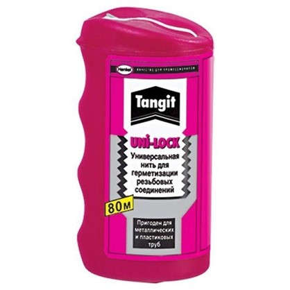 Нить Tangit Uni-Lock для герметизации резьбовых соединений 100 м