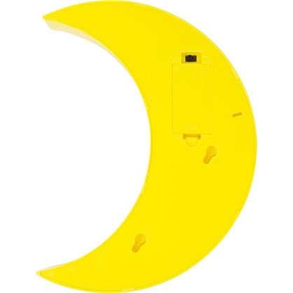 Ночник Полумесяц 3 Вт цвет желтый