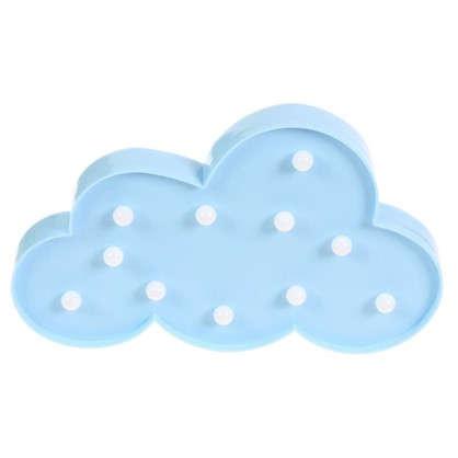 Купить Ночник светодиодный Облако 3 Вт 250 Лм свет теплый белый дешевле