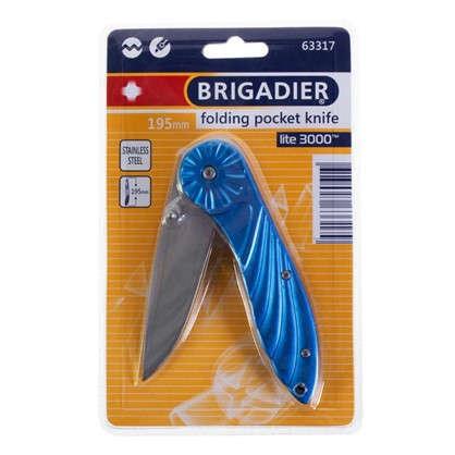 Нож Brigadier Extrema 195 мм с выкидным лезвием