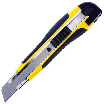 Купить Нож Systec 18 мм двухкомпонентная ручка дешевле