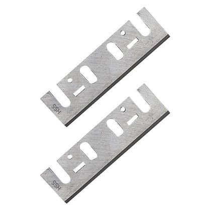 Купить Ножи для электрорубанка односторонние 102 мм 2 шт. дешевле