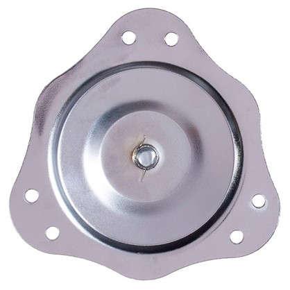 Купить Ножка для стола круглая 50х820 мм цвет серый дешевле