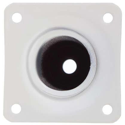 Ножка круглая 30х200 мм цвет белый