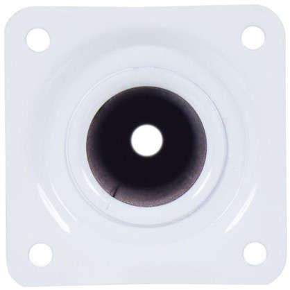Ножка круглая 30х250 мм цвет белый