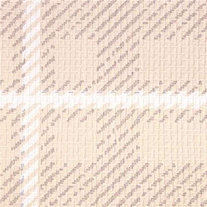 Обои 053х10 бум Шотландка рыжая 303-02