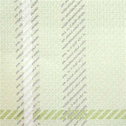 Обои 053х10 бум Шотландка зелен 303-04