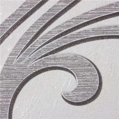 Обои 1.06х10 м орнамент цвет серый ЭР4373-4