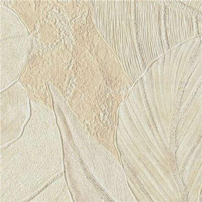 Обои Aloha Листья АС 363244 флизелиновые цвет бежевый 1.06х10 м