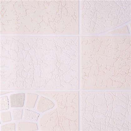 Обои бумажные 0.53х10 м плитка цвет персиковый ER 1484-4