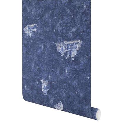 Обои бумажные для детской Космонавт 0.53х10 м АС 304891