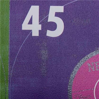 Обои бумажные для детской Пластинка 0.53х10 м АС 305961