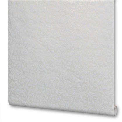 Обои бумажные Соблазн 0.53х10 м цвет белый 23-41